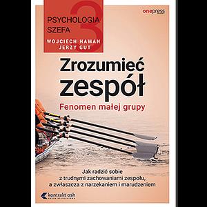 Zrozumieć zespół. Fenomen małej grupy. Książka Wojciech Haman i Jerzy Gut